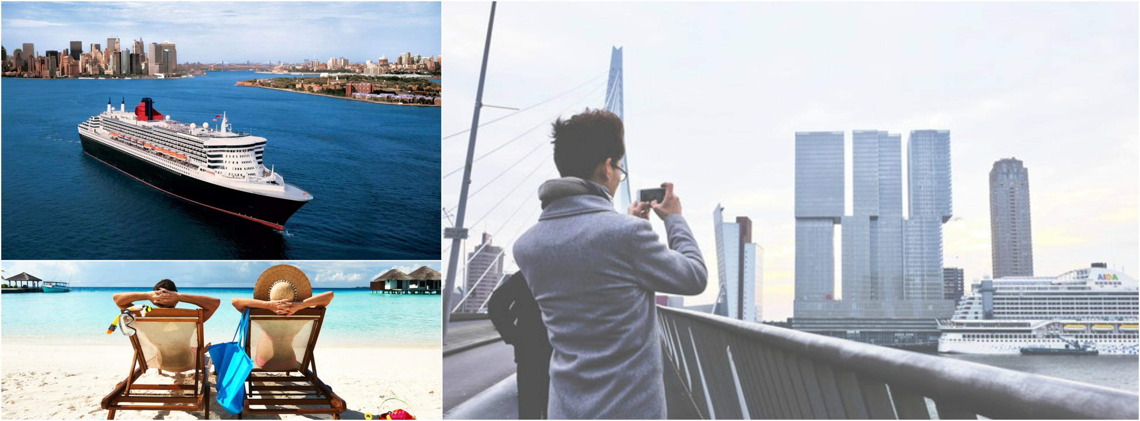 fotos van cruises vanaf rotterdam